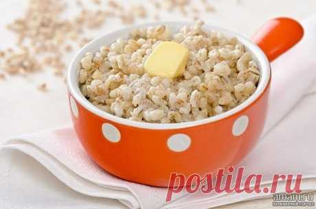 To mother in a moneybox\u000d\u000aIt is a little about porridges. Councils of the cook\u000d\u000a\u000d\u000a1 Especially about rice milk porridge I want to tell, at last. Why it houses such as in a garden is impossible. Because there porridge was cooked so: Added sugar-salt to the boiling milk and poured rice. Brought to boiling (if volume small, then was boiled minute at most) and removed from a plate. Added oil and covered. Minutes through 20-30 rice itself inflated enough. Finally it reached already on a food warmer.\u000d\u000a\u000d\u000a2 If you want d...