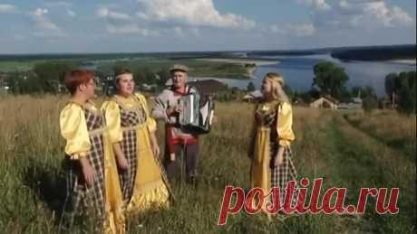 Для тех, кто родился и вырос в деревне! ОЧЕНЬ КРАСИВАЯ ПЕСНЯ!!