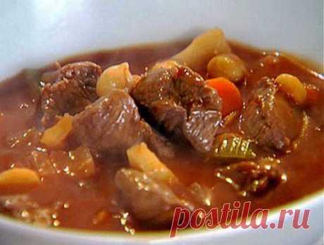 Домашнее жаркое из говядины по-украински / Простые рецепты