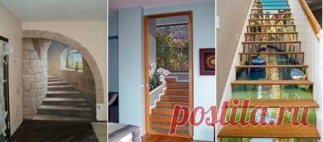 Неожиданный декор квартиры и дома своими руками. 8 потрясающих, стильных, полезных предложений! | Фантазер | Яндекс Дзен