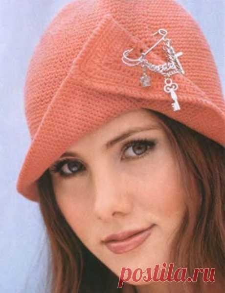 Вязание шапки крючком: 5 моделей с описанием