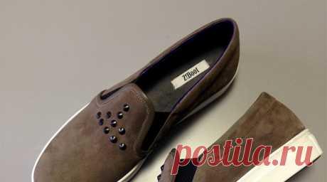 Slipony: que se distinguen de loferov, sliperov, espadrili, snikersov, el zapato, mokasin