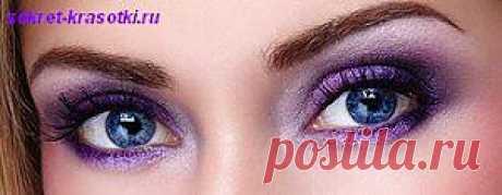Макияж для глаз с нависшими веками | Секрет красотки