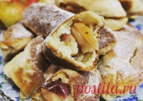 (1) Быстрые Пирожки с Яблоками - пошаговый рецепт с фото. Автор рецепта Olga . - Cookpad