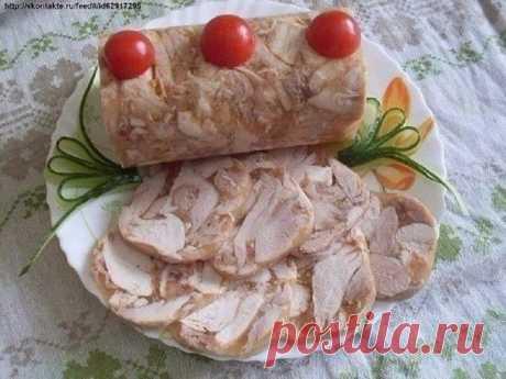 Como preparar el panecillo de gallina en la botella. - la receta, los ingredientes y las fotografías