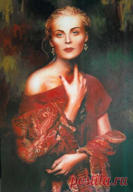 Художница Джоанна Живинска (Joanna Zjawinska)