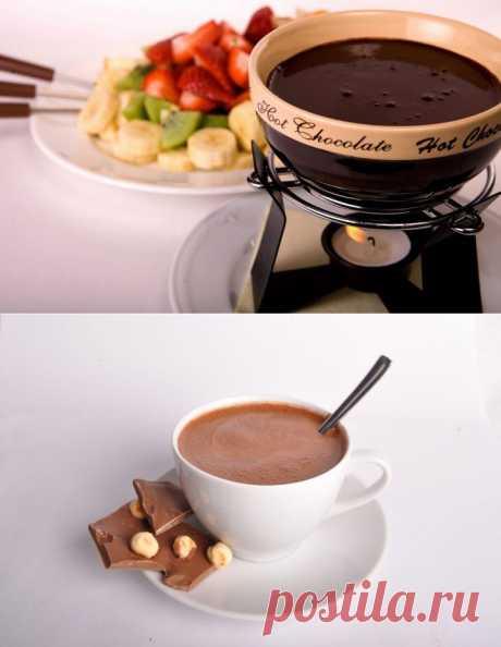 (+1) тема - Горячий шоколад | ВСЕГДА В ФОРМЕ!