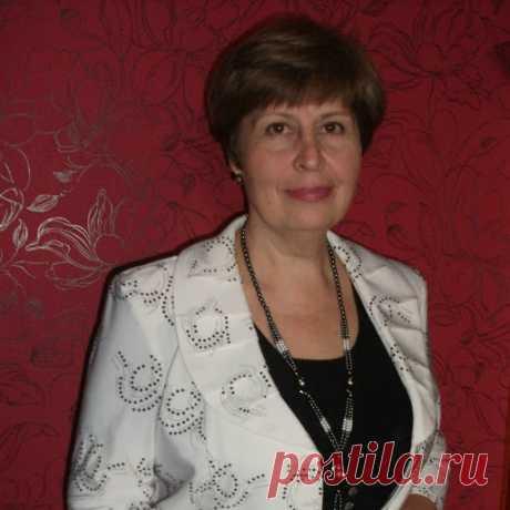 Валентина Кунецова