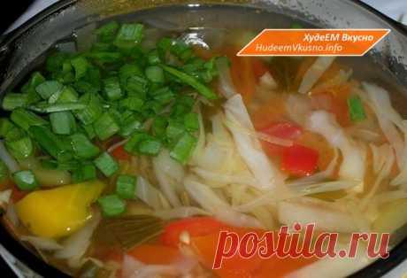 Чудо-суп, который очистит организм всего за неделю! Вес тает, и есть совсем не хочется   Худеем Вкусно