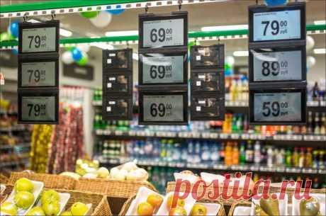 В России ввели новые правила оформления ценников в магазинах