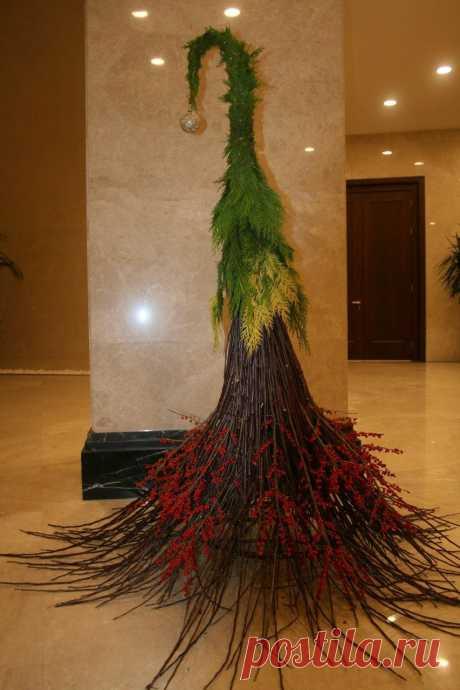 Дизайнерская елка