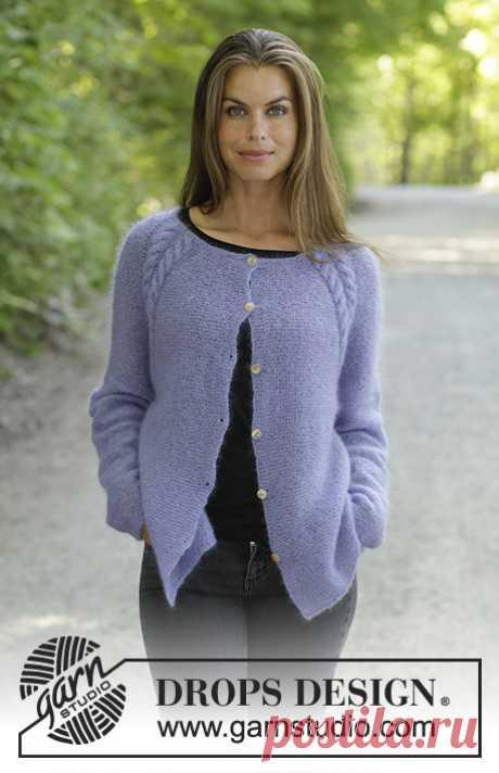 Жакет Way to Go - блог экспертов интернет-магазина пряжи 5motkov.ru