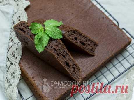 Бисквитный корж на кефире — рецепт с фото Бисквитный корж на кефире - отличная заготовка для будущего торта!