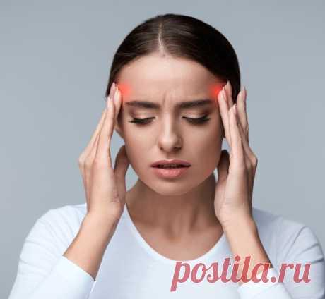 Проверено – работает! Как избавиться от головной боли без лекарств | Всегда в форме!
