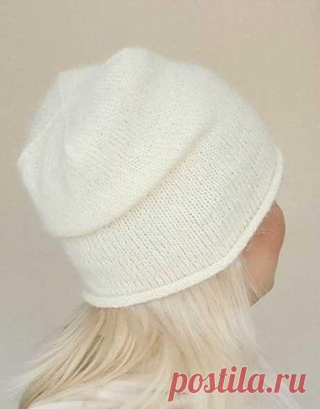 We knit hats