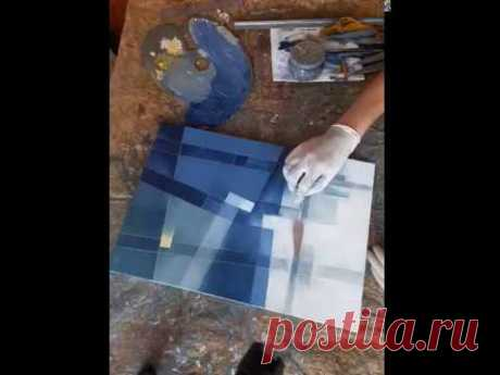 Painting in progress by Eugene Ivanov. 2018. Part 2. - YouTube