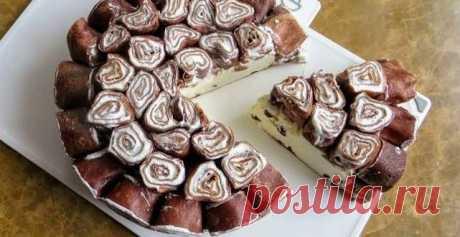 Блинный торт — «пломбир в шоколаде» - Женские записки Среда - лакомка! Давайте лакомиться по полной! Испеките блинный торт. Супервкусный, супернежный, про