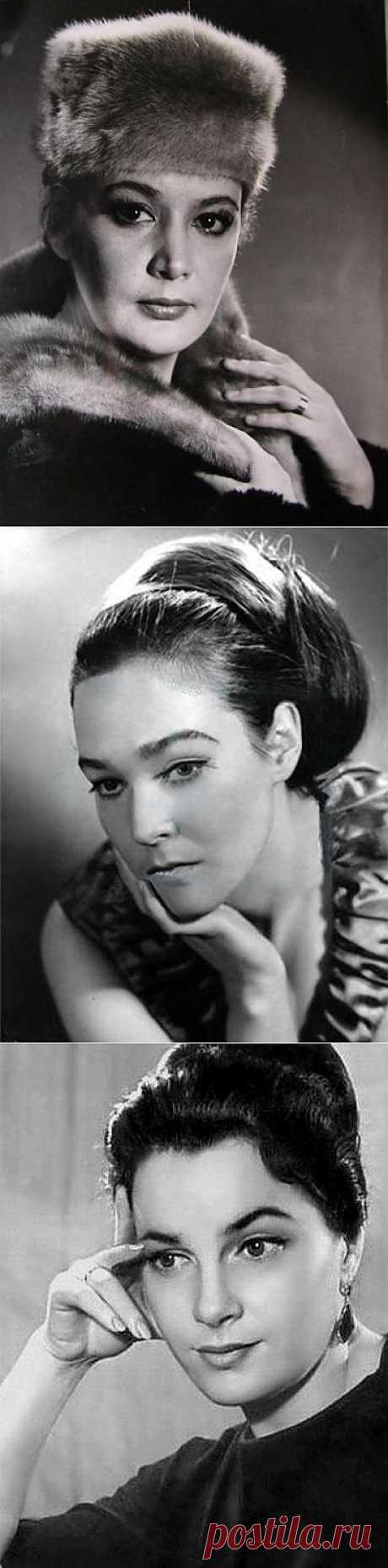 Наш ответ Голливуду! 10 самых красивых советских актрис. | Искусство