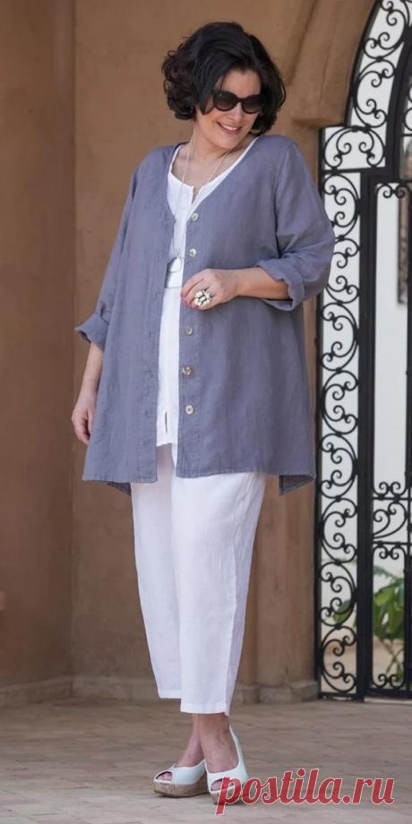 Бохо-туники, рубашки, жакеты: Удобно, стильно и со вкусом | Для женщин 45+ | Яндекс Дзен