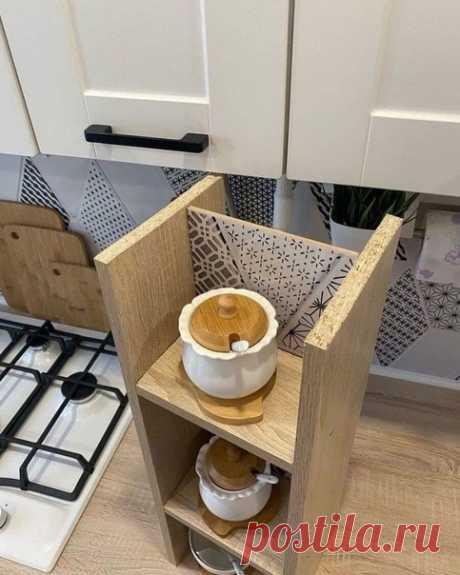 Отличная идея для улучшения вашей кухни!