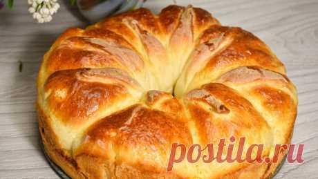 Готовим Очень Вкусный Хлеб. Простая выпечка. | Готовим с Екатериной Койдой | Яндекс Дзен