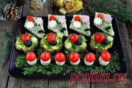 Новогодние закуски: 20 самых вкусных и простых рецептов | Советы по дому