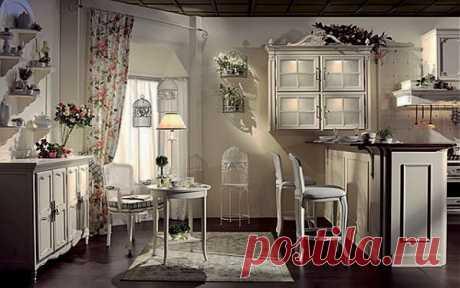 Стиль Прованс: дачный интерьер загородного дома, дачи в стиле Прованс, декор и интерьер гостиной Прованс