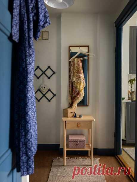 Никакого ремонта: почему старая квартира в доме 1937 года так круто выглядит | INMYROOM.RU | Яндекс Дзен