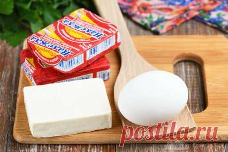 Из плавленых сырков и куриного яйца готовлю вкусный завтрак (делюсь рецептом) | Совет да Еда | Яндекс Дзен