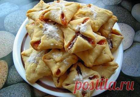 Как приготовить мамино печенье или печенье за 10 минут. - рецепт, ингредиенты и фотографии