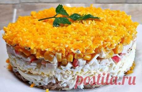 Праздничный салат наНовый год«Нежная жена» съедается первым, гости попросят ещедобавки — Рамблер/женский