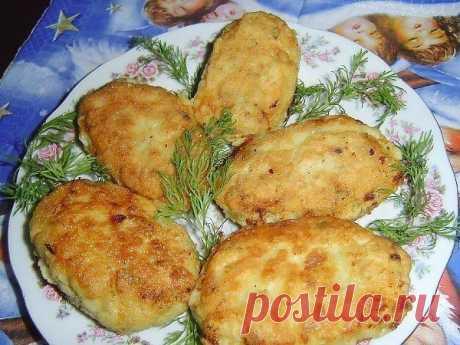 Fish pollock cutlets, recipe very tasty