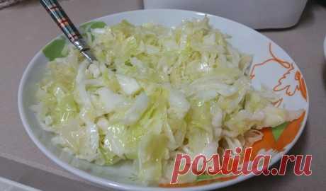 סלט כרוב לבן חמוץ - FoodisGood מתכונים