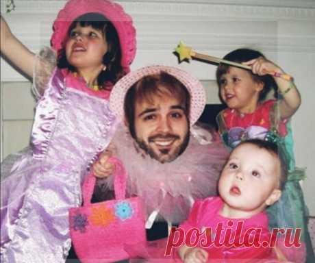 Как выглядят папы, у которых есть дочки | Семья-Дети-Любовь | Яндекс Дзен
