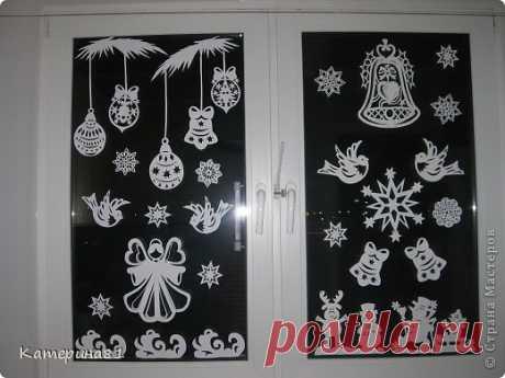 Adornamos las ventanas hacia el Nuevo año\u000d\u000a¡Ha encontrado en el Internet, que belleza, BRAVO a las Maestras!!!!!!\u000d\u000a\u000d\u000aPor esta referencia encontraréis las ideas para adornamiento de las ventanas sin patrones, de dyrokolnyh de los copos de nieve y las figuras http:\/\/www.ok.ru\/profile\/579641277225\/statuses\/64574317221161\u000d\u000a\u000d\u000aLos patrones a los copos de nieve aquí http:\/\/ok.ru\/profile\/579641277225\/statuses\/63021750572329