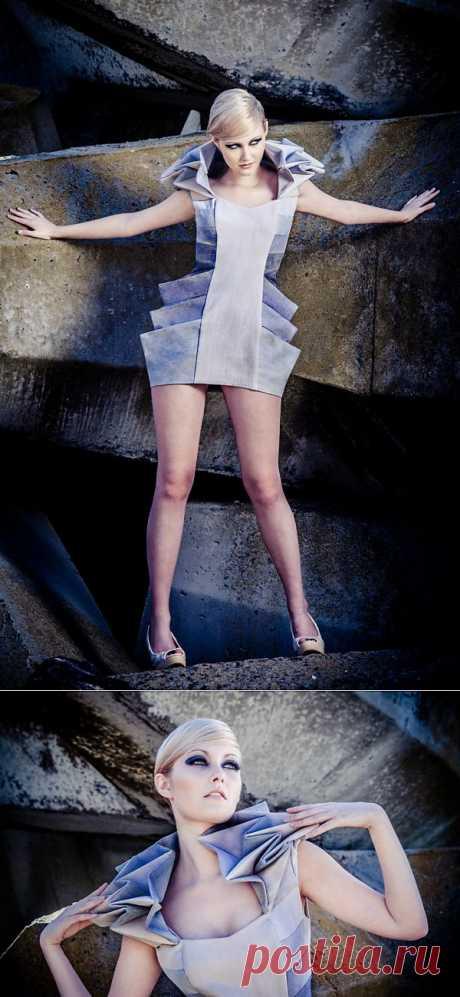 Джинсовое оригами ( подборка) / Вещь / Модный сайт о стильной переделке одежды и интерьера
