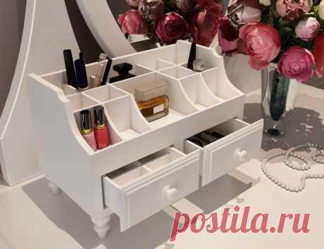Органайзеры для косметики и украшений | Столярная Студия Коваленко