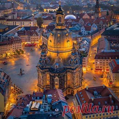 Помимо красивых достопримечательностей, 50 музеев, многочисленных мероприятий и выставок, Дрезден ждёт вас!