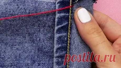 Швейные советы для рукодельниц