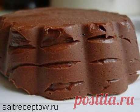 Шоколадное масло | Сайт рецептов