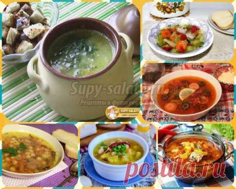 ТОП - 20 рецептов мясных супов: харчо, солянка, с клецками и другие!