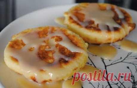 Самые вкусные рецепты: Сырники в духовке
