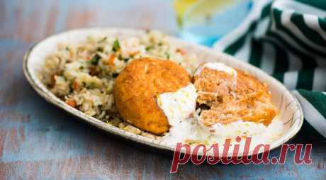 Nourishing dinner! Fresh and smoked fish cutlets — the Taste Factor