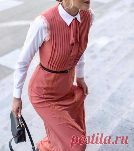 Образы с белой рубашкой — Красота и мода