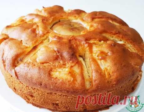 Воскресный яблочный пирог – кулинарный рецепт