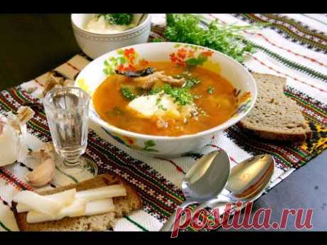 Капустняк. Бабушкин рецепт вкуснее борща. #капустняк #суп Домашний ресторан®
