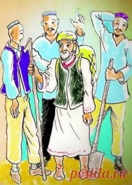 «Васыять» татар халык әкиятләре