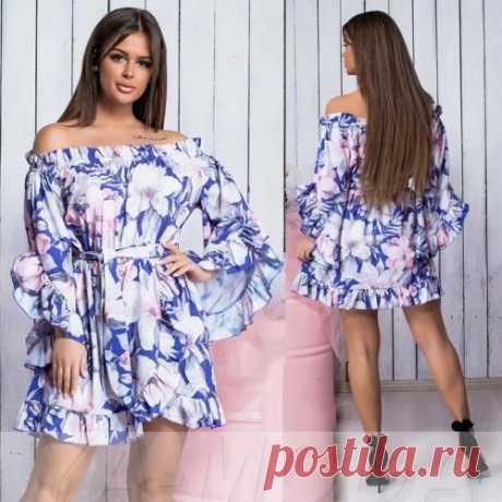 Легкое летнее платье : большой ассортимент летних свободных платьев от 1500 руб. Скидки. Опт и розница.