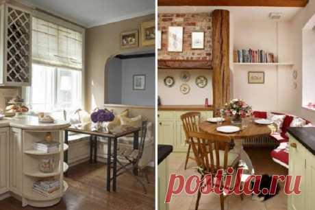 Как обустроить комфортную кухню даже на 6 кв м, следуя практичным советам настоящих профи