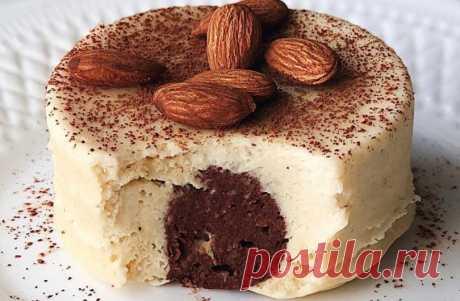 Такой десерт точно покажет вам новые грани кондитерки: Шоколадно-банановый магкейк
